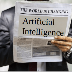 To read & analyze Artificial Intelligence - cover